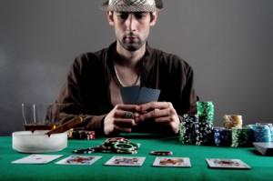 Flat gambler