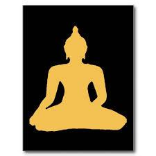 empty buddha